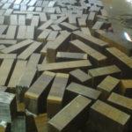 Lignum-Vitae-Blocks-Cut-on-Bench