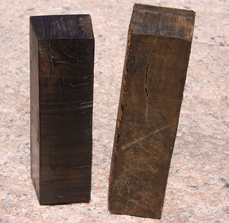 Why have lignum vitae wood bearings been the best since