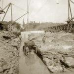 lay dam construction